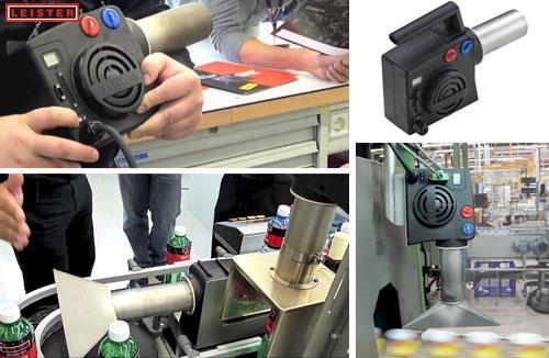 Process Heat - Leister machines agent in sri lanka
